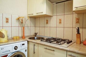 2-комн. квартира, 40 кв.м. на 4 человека, улица Чернышевского, 223/231, Саратов - Фотография 4