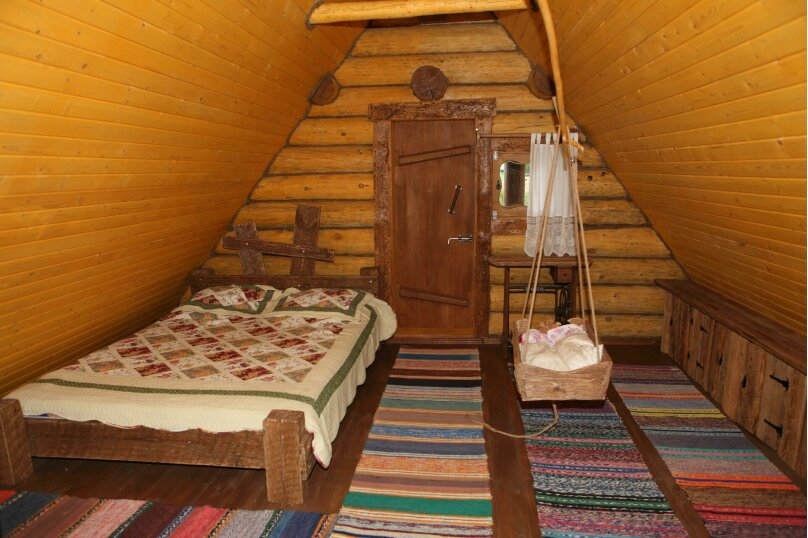 Коттедж, 80 кв.м. на 7 человек, 1 спальня, улица Добрынино, 32А, Великий Устюг - Фотография 16
