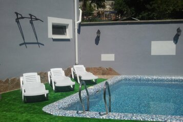 Апартаменты в частном новом доме, 60 кв.м. на 5 человек, 2 спальни, Симферопольское шоссе, Массандра, Ялта - Фотография 4