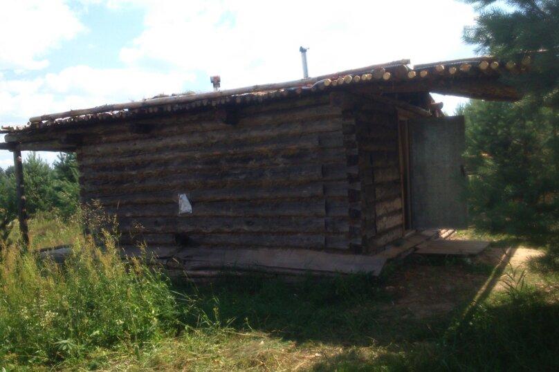 Охотничий дом, 24 кв.м. на 4 человека, 1 спальня, Центральная улица, 2, Муром - Фотография 1