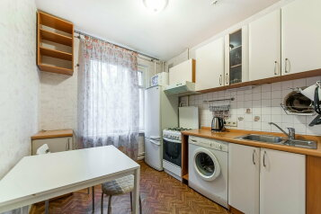 1-комн. квартира, 35 кв.м. на 4 человека, проспект Вернадского, метро Юго-Западная, Москва - Фотография 3