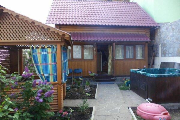 Дом с  бассейном и видом на море, 65 кв.м. на 4 человека, 1 спальня, улица Щепкина, 15, Алупка - Фотография 1