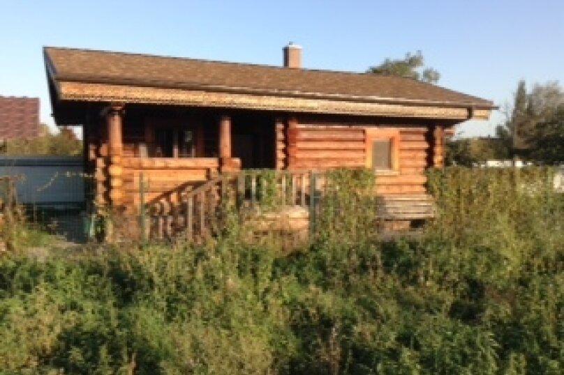 Дом на берегу реки Ока, 60 кв.м. на 4 человека, 1 спальня, с. Дединово, ул. Набережная , 10, Луховицы - Фотография 2