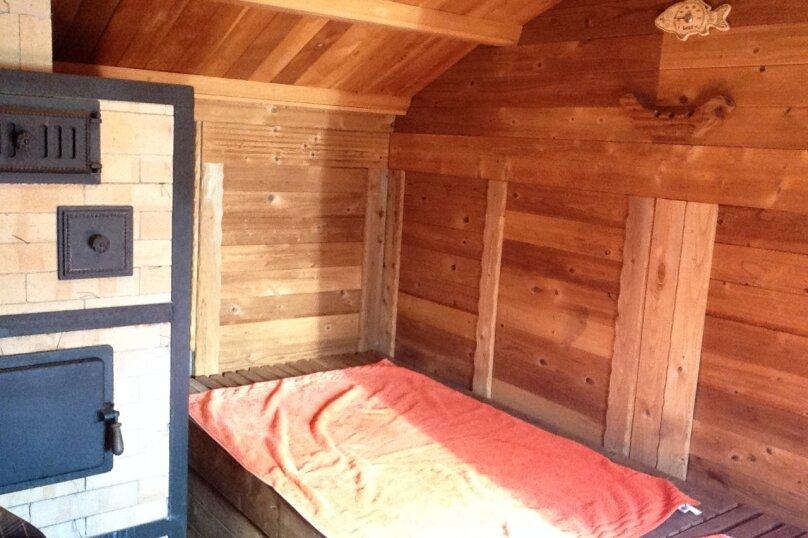 Дом на берегу реки Ока, 60 кв.м. на 4 человека, 1 спальня, с. Дединово, ул. Набережная , 10, Луховицы - Фотография 5