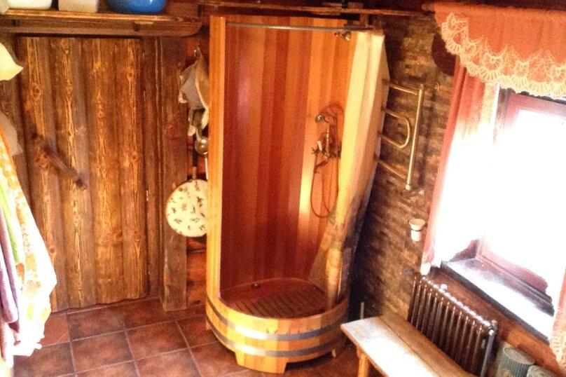 Дом на берегу реки Ока, 60 кв.м. на 4 человека, 1 спальня, с. Дединово, ул. Набережная , 10, Луховицы - Фотография 7
