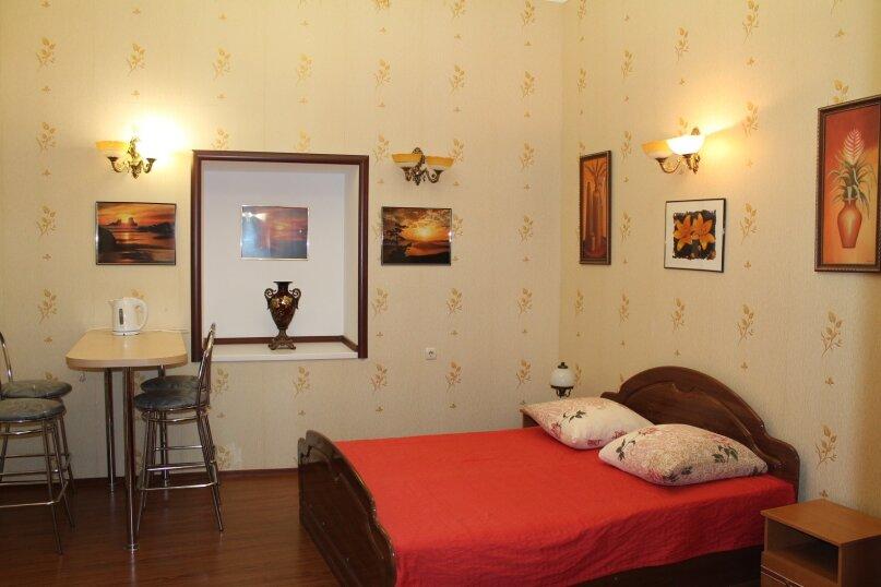 1-комн. квартира, 28 кв.м. на 3 человека, улица Игнатенко, 16, Ялта - Фотография 1