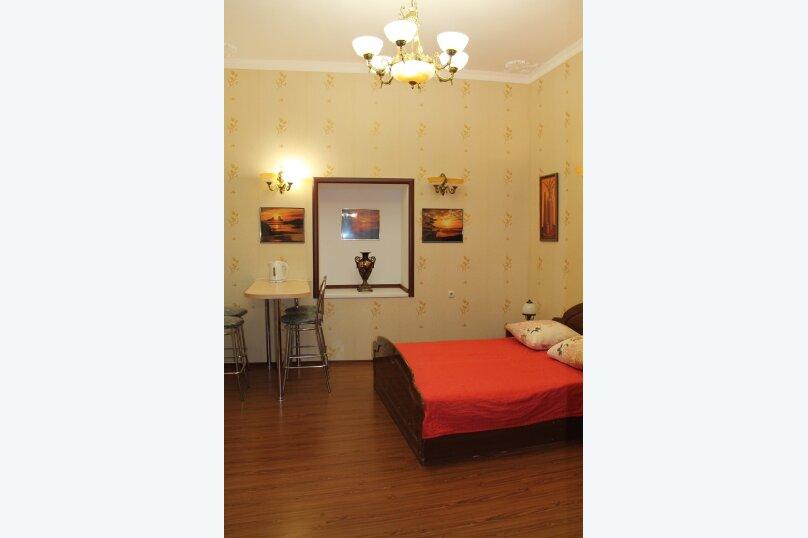 1-комн. квартира, 28 кв.м. на 3 человека, улица Игнатенко, 16, Ялта - Фотография 3