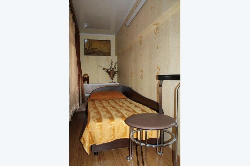 1-комн. квартира, 28 кв.м. на 3 человека, улица Игнатенко, 16, Ялта - Фотография 10