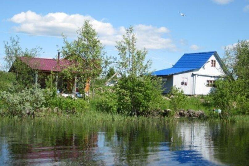 Дом, 73 кв.м. на 6 человек, 2 спальни, Пялозеро, 1, Петрозаводск - Фотография 1