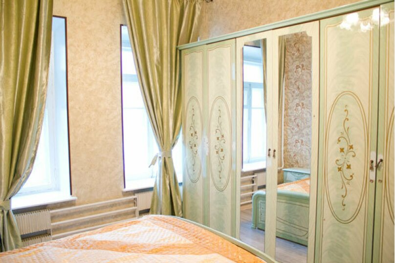 2-комн. квартира, 60 кв.м. на 6 человек, Таганская улица, 30/2, метро Таганская, Москва - Фотография 9