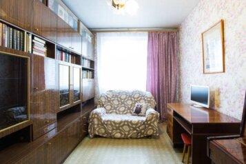2-комн. квартира, 62 кв.м. на 6 человек, Псковская улица, Москва - Фотография 3