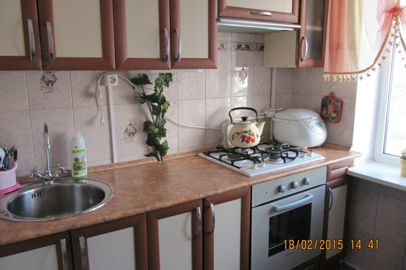 2-комн. квартира, 46 кв.м. на 4 человека, Крымская, 179, Анапа - Фотография 12