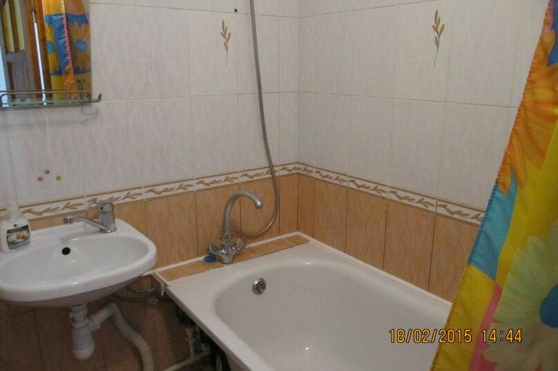 2-комн. квартира, 46 кв.м. на 4 человека, Крымская, 179, Анапа - Фотография 14