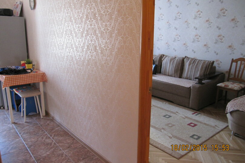 2-комн. квартира, 46 кв.м. на 4 человека, Крымская, 179, Анапа - Фотография 16
