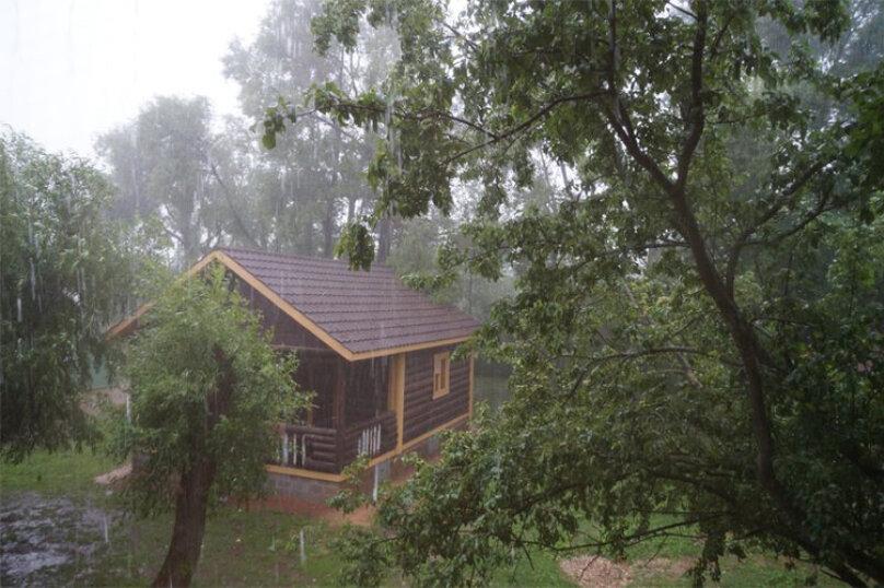 Коттедж, 54 кв.м. на 4 человека, 2 спальни, деревня Брызгалово, 2, Тверь - Фотография 1
