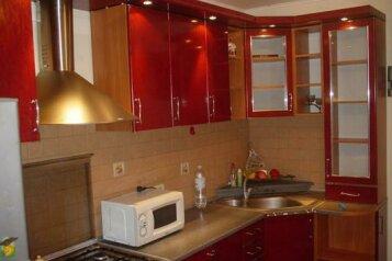 2-комн. квартира, 45 кв.м. на 4 человека, улица Воровского, Центральный район, Челябинск - Фотография 4