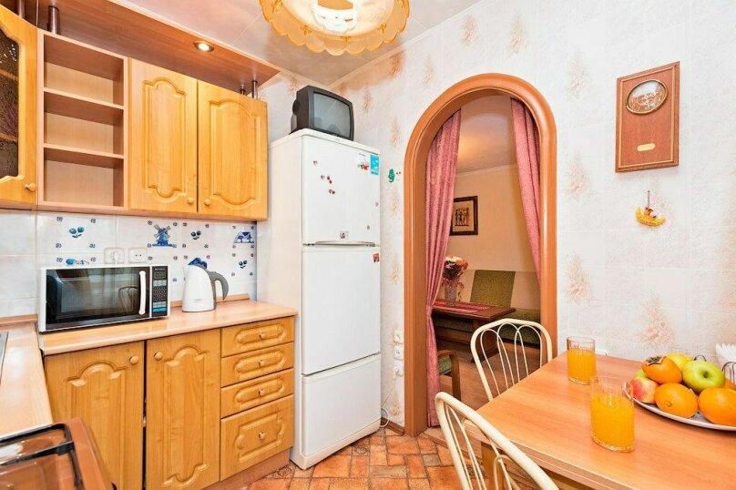1-комн. квартира, 39 кв.м. на 3 человека, улица Луначарского, 66, Пермь - Фотография 8