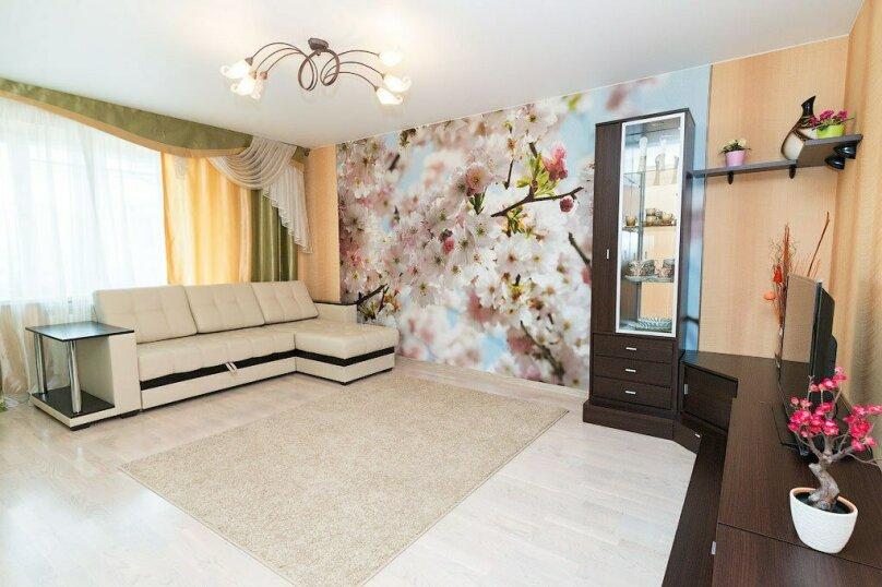 2-комн. квартира, 55 кв.м. на 5 человек, Петропавловская улица, 40, Пермь - Фотография 3