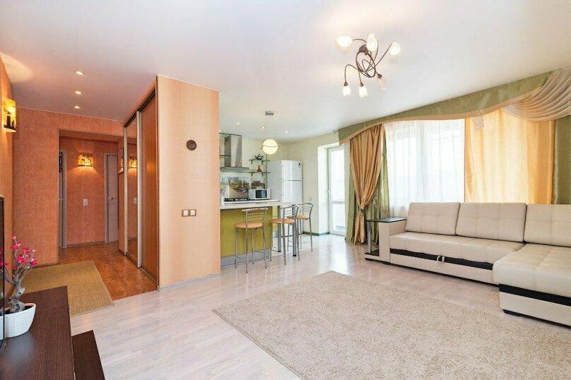 2-комн. квартира, 55 кв.м. на 5 человек, Петропавловская улица, 40, Пермь - Фотография 4