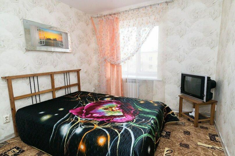 2-комн. квартира, 55 кв.м. на 5 человек, Петропавловская улица, 40, Пермь - Фотография 5
