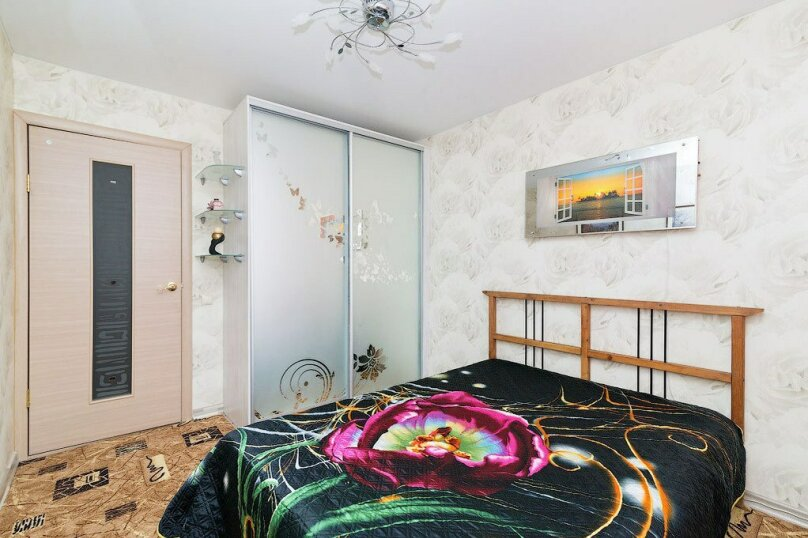 2-комн. квартира, 55 кв.м. на 5 человек, Петропавловская улица, 40, Пермь - Фотография 11
