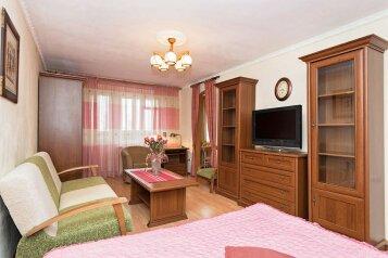1-комн. квартира, 39 кв.м. на 3 человека, улица Луначарского, 66, Пермь - Фотография 2