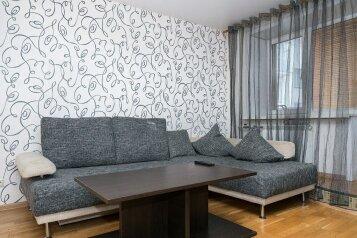 2-комн. квартира, 60 кв.м. на 5 человек, Пермская улица, Пермь - Фотография 3