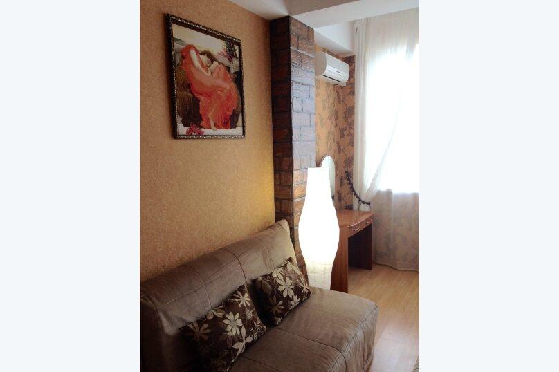 1-комн. квартира, 34 кв.м. на 4 человека, Набережная улица, 44б, Адлер - Фотография 3