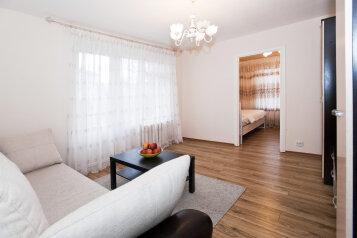 2-комн. квартира, 40 кв.м. на 4 человека, Протопоповский переулок, метро Проспект Мира, Москва - Фотография 3