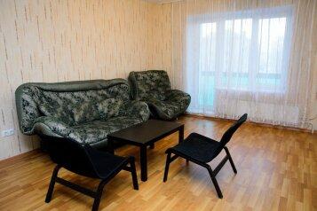 2-комн. квартира, 78 кв.м. на 5 человек, улица Братьев Кашириных, Центральный район, Челябинск - Фотография 2
