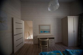 Новая срубовая вилла на берегу Мастрюковской протоки, 150 кв.м. на 10 человек, 4 спальни, Береговая улица, 1, Самара - Фотография 3