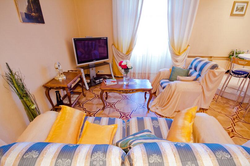 3-комн. квартира, 78 кв.м. на 7 человек, Большая Садовая улица, 1, Москва - Фотография 14