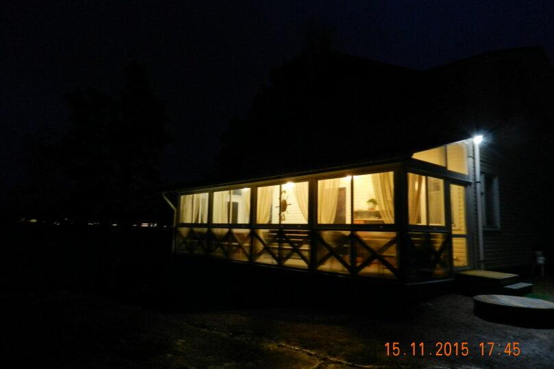 Коттедж в садоводстве, 150 кв.м. на 8 человек, 4 спальни, Сад.уч. Зеленый мыс, № участка 24, Сортавала - Фотография 7