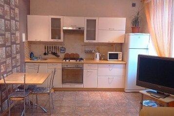 2-комн. квартира, 53 кв.м. на 6 человек, улица Хохрякова, 21, Площадь 1905 года, Екатеринбург - Фотография 3