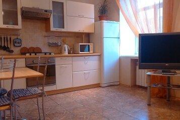 2-комн. квартира, 53 кв.м. на 6 человек, улица Хохрякова, 21, Площадь 1905 года, Екатеринбург - Фотография 4