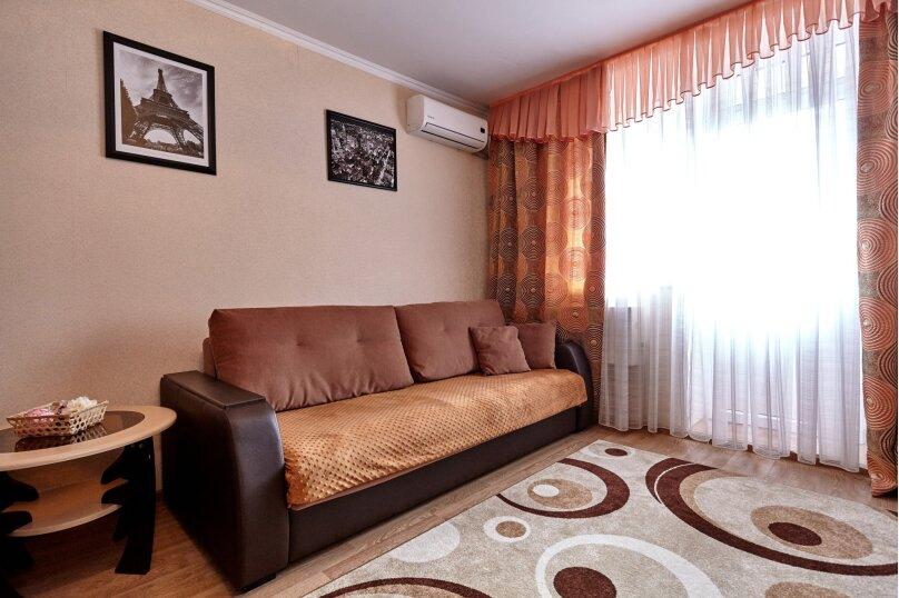 1-комн. квартира, 42 кв.м. на 2 человека, Кореновская улица, 61, Краснодар - Фотография 1