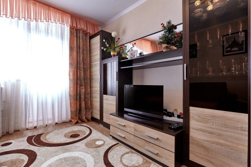 1-комн. квартира, 42 кв.м. на 2 человека, Кореновская улица, 61, Краснодар - Фотография 2