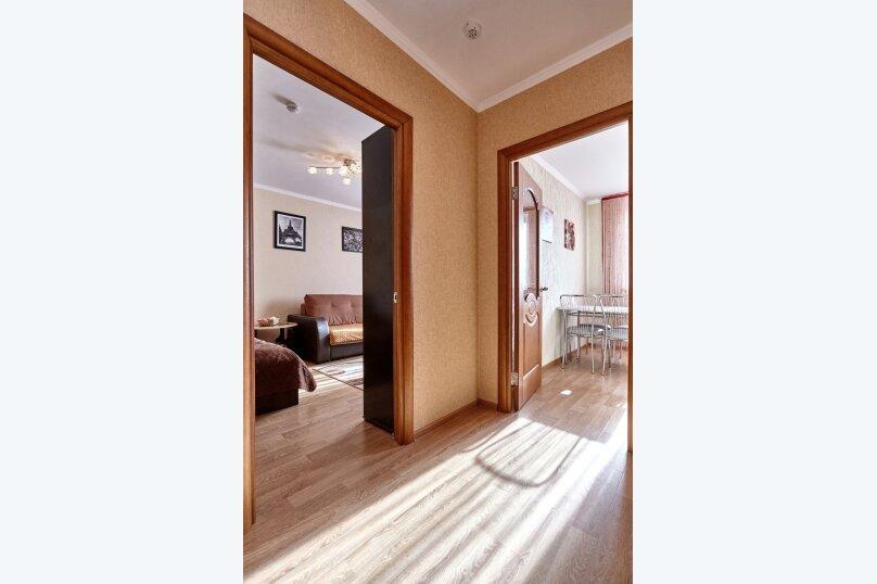 1-комн. квартира, 42 кв.м. на 2 человека, Кореновская улица, 61, Краснодар - Фотография 10