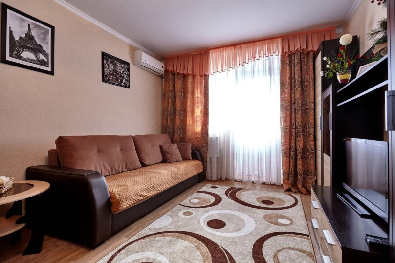 1-комн. квартира, 42 кв.м. на 2 человека, Кореновская улица, 61, Краснодар - Фотография 12