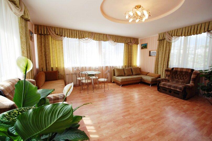 1-комн. квартира, 45 кв.м. на 5 человек, улица Щербака, 8А, Ялта - Фотография 1