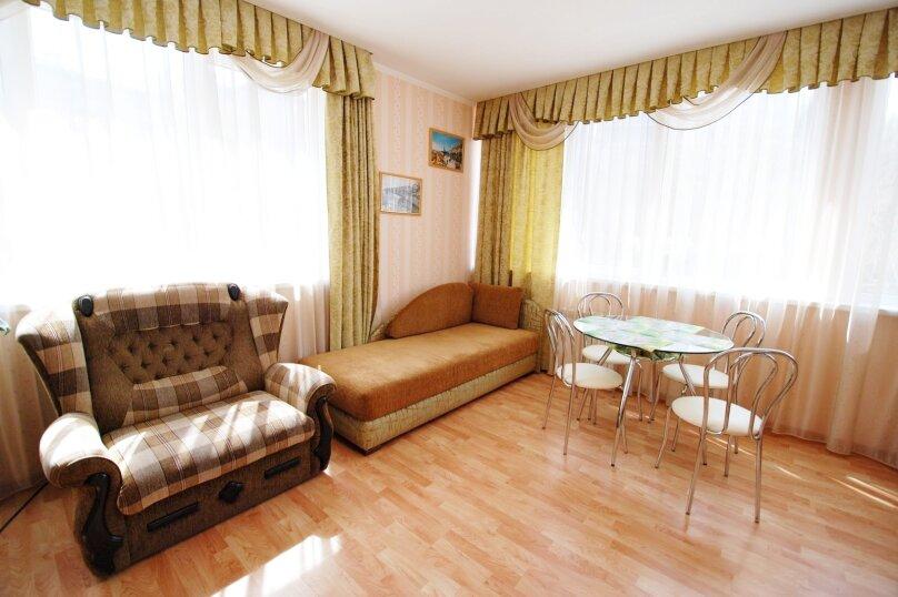 1-комн. квартира, 45 кв.м. на 5 человек, улица Щербака, 8А, Ялта - Фотография 2