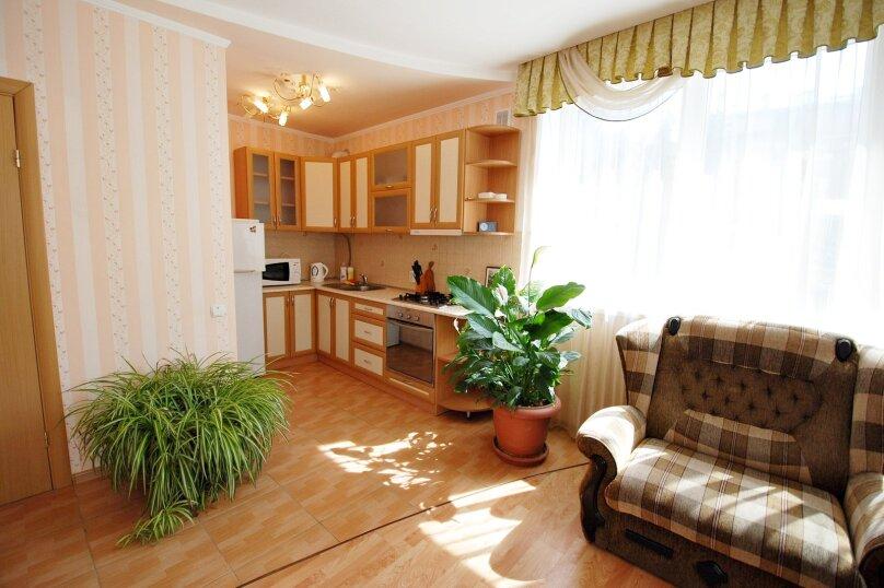 1-комн. квартира, 45 кв.м. на 5 человек, улица Щербака, 8А, Ялта - Фотография 4