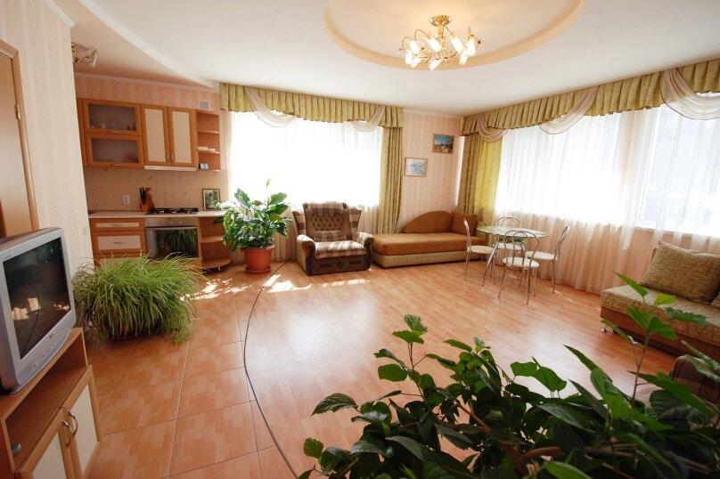 1-комн. квартира, 45 кв.м. на 5 человек, улица Щербака, 8А, Ялта - Фотография 5