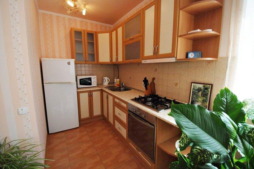 1-комн. квартира, 45 кв.м. на 5 человек, улица Щербака, 8А, Ялта - Фотография 6