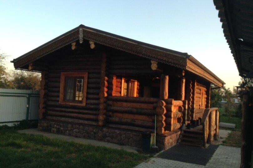 Дом на берегу реки Ока, 60 кв.м. на 4 человека, 1 спальня, с. Дединово, ул. Набережная , 10, Луховицы - Фотография 1