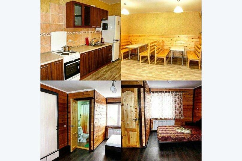 Коттедж у Медвежонка, 450 кв.м. на 11 человек, 6 спален,  (5 участок) начало, , Шерегеш - Фотография 1