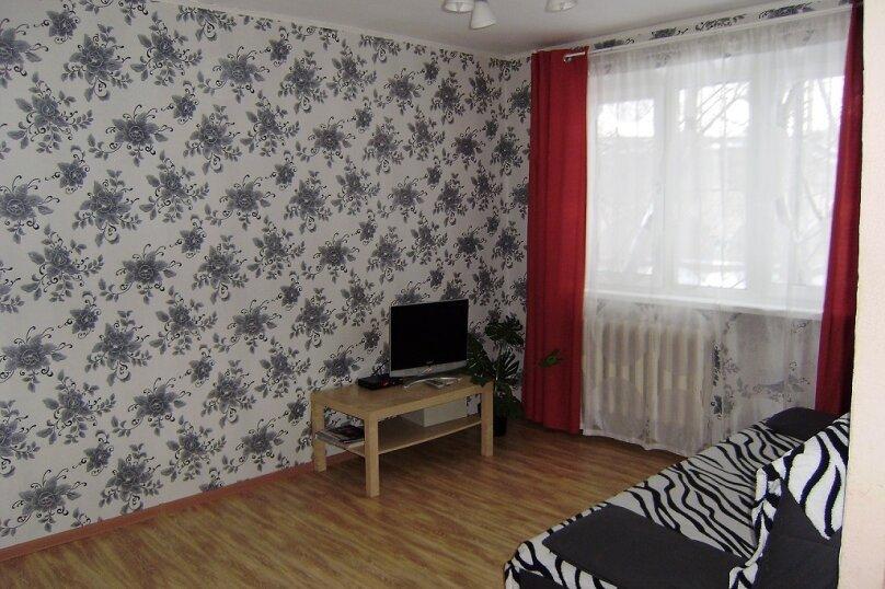 1-комн. квартира, 30 кв.м. на 4 человека, Самолетная улица, 3к2, Екатеринбург - Фотография 1