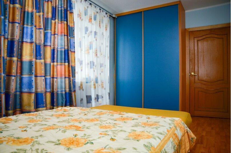 2-комн. квартира, 57 кв.м. на 4 человека, улица Цвиллинга, 34, Челябинск - Фотография 6