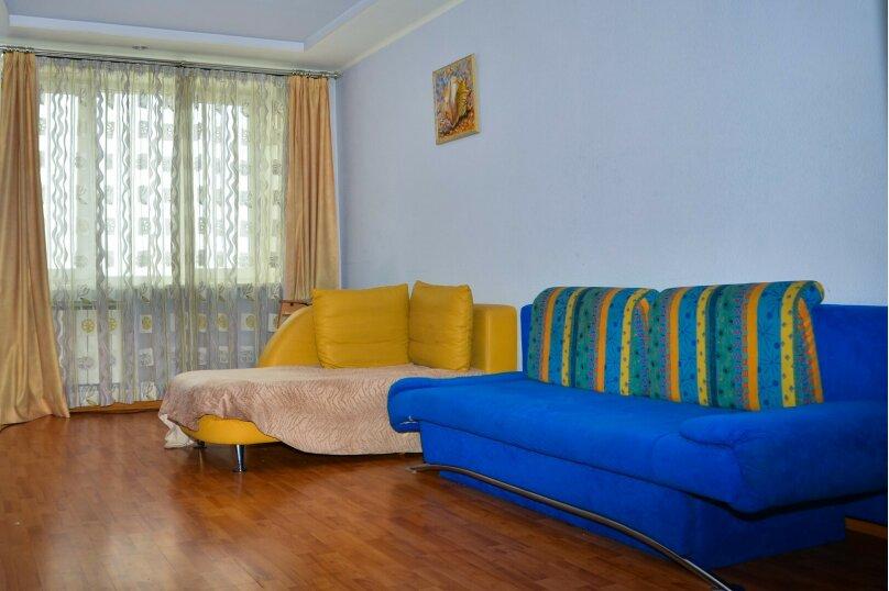 2-комн. квартира, 57 кв.м. на 4 человека, улица Цвиллинга, 34, Челябинск - Фотография 11