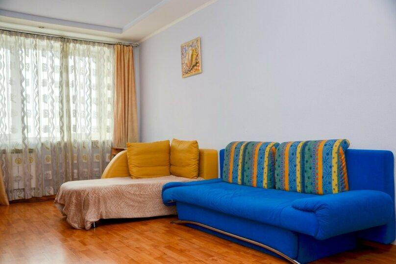 2-комн. квартира, 57 кв.м. на 4 человека, улица Цвиллинга, 34, Челябинск - Фотография 12